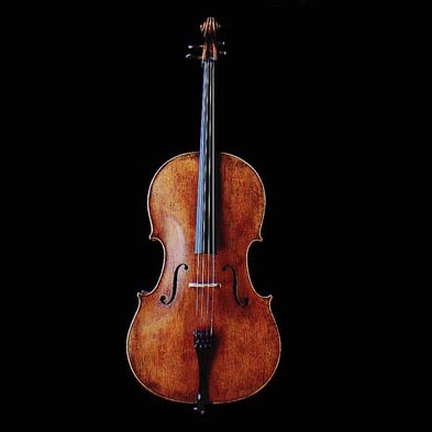 Cello Uilderks, copy Petrus Guarnerius E.Runge