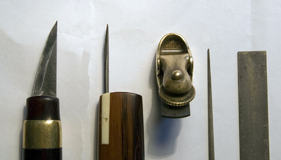 Tools for bridge cutting